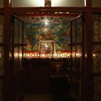 お寺の一室