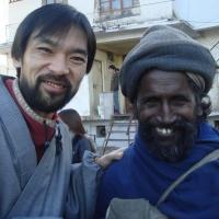 インド人の師匠と
