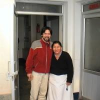 チベットの母